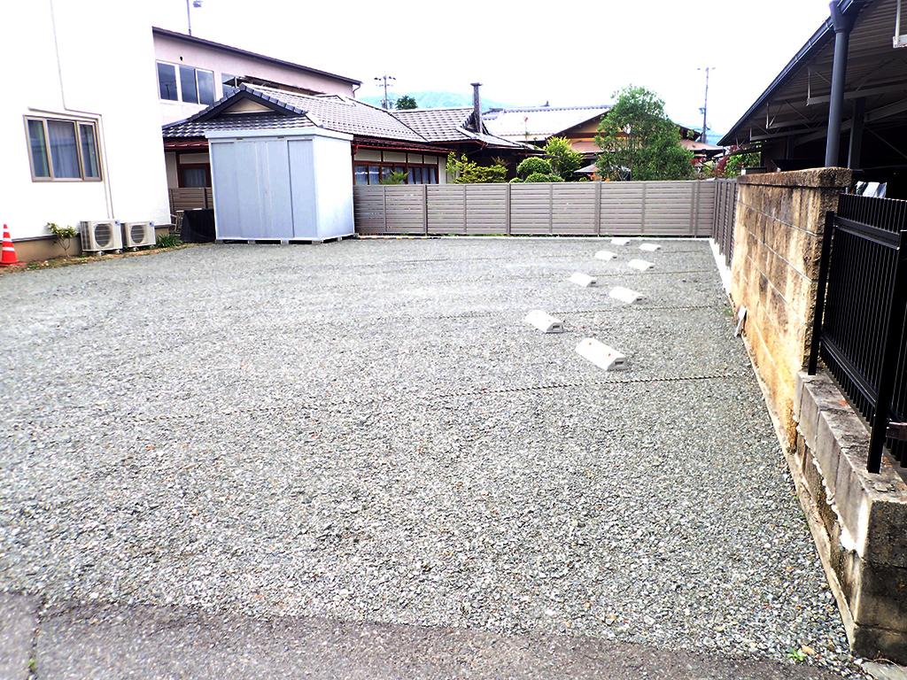 〇邸 駐車場整備・フェンス工事