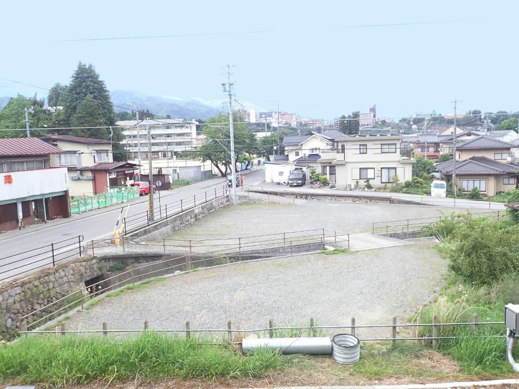 法蔵寺駐車場整備